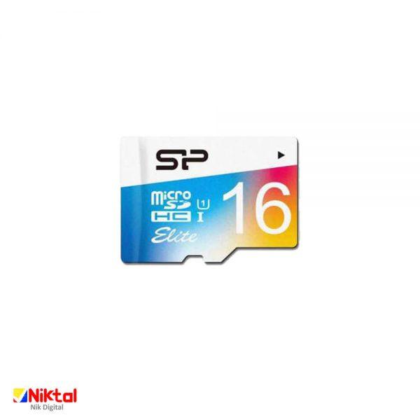 Silicon Power microSDHC UHS-I U1 16GB