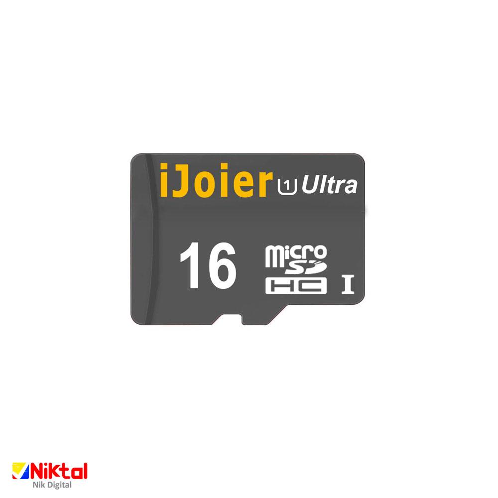ijoier micro SDHC UHS-1 U1 16GB