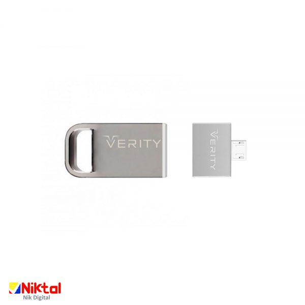 Verity V811O OTG 32GB Flash Memory فلش مموری