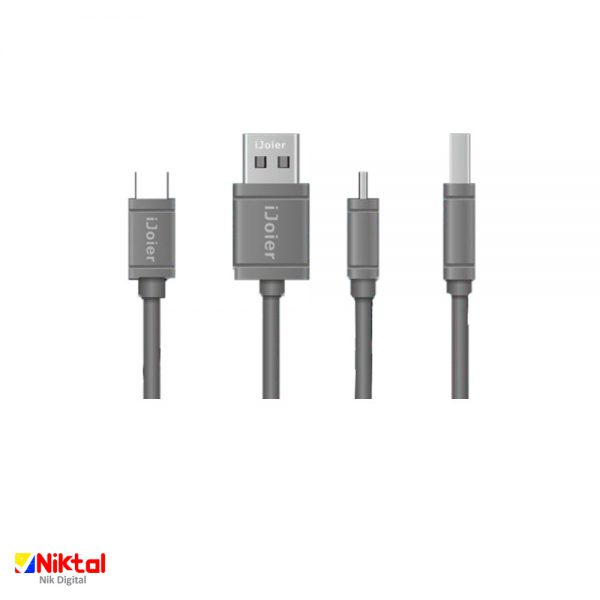 ijoier Velvet USB to MicroUSB Cable