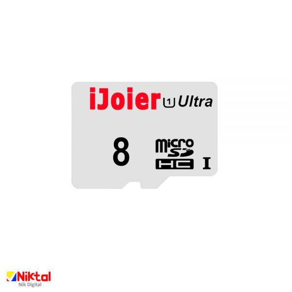 ijoier micro SDHC UHS-1 U1 8GB