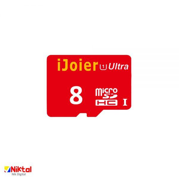 ijoier microSDHC 8GB with USB&OTG Adapter