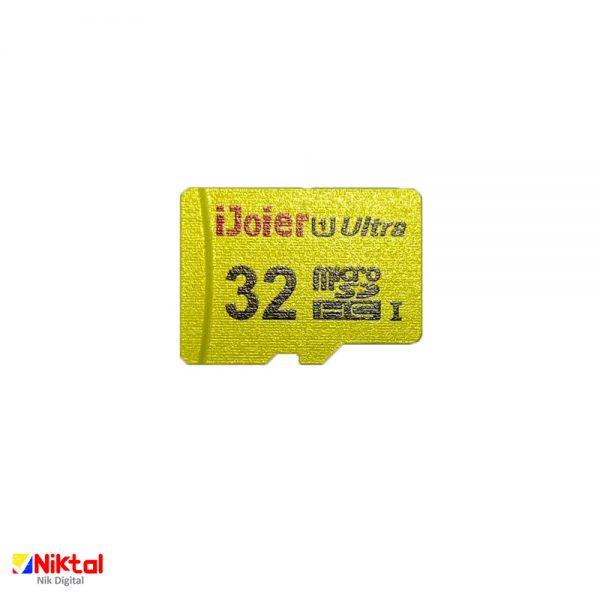 ijoier micro SDHC UHS-1 U1 32GB