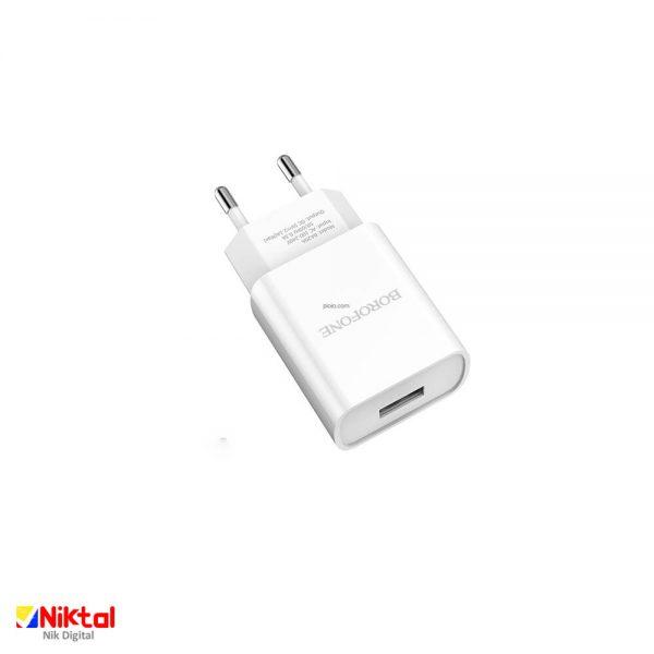 Borofone BA20A Lightning wall charger