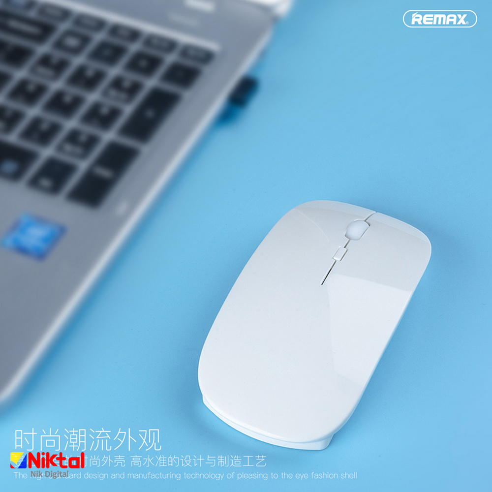Remax G10 Ultra-Thin Wireless Mouse