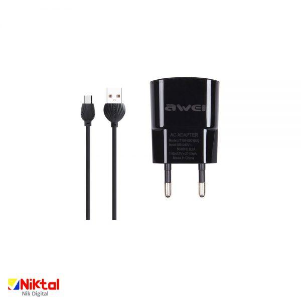 Awei C-831 micro-USB Wall charger شارژر دیواری اوی