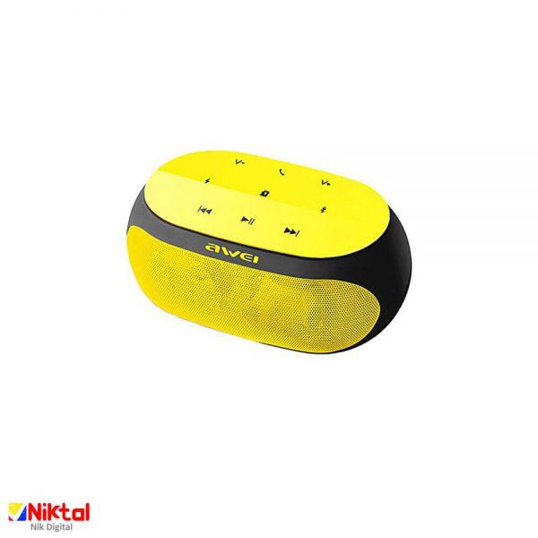 AWEI Y200 Portable Bluetooth Speaker اسپیکر بلوتوثی آوی