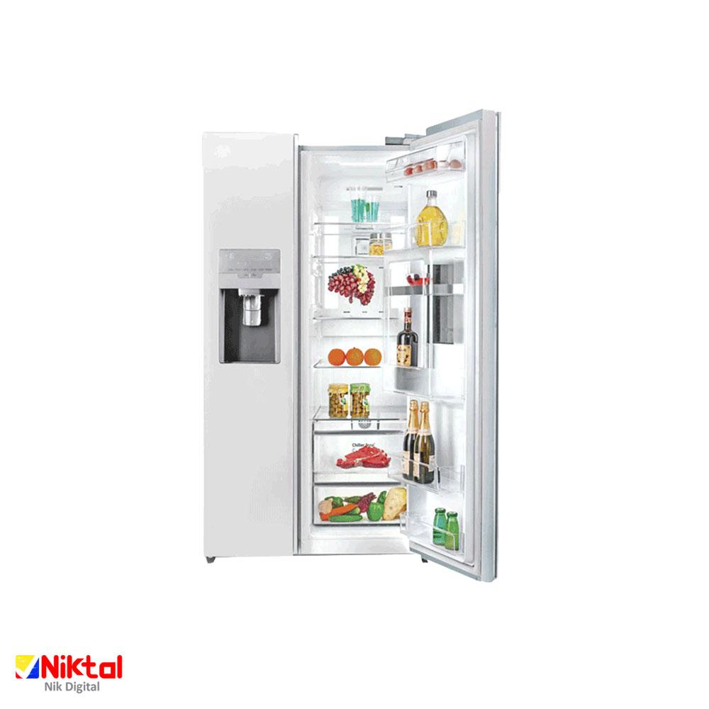 Snowa S8-2352 Side-by-side refrigerator freezer