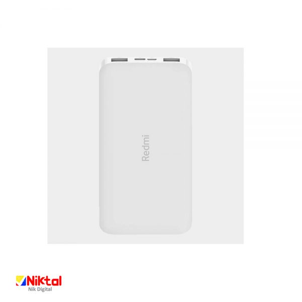 Xiaomi Redmi PB200LZM 10000mAh Power Bank پاور بانک ردمی شیائومی