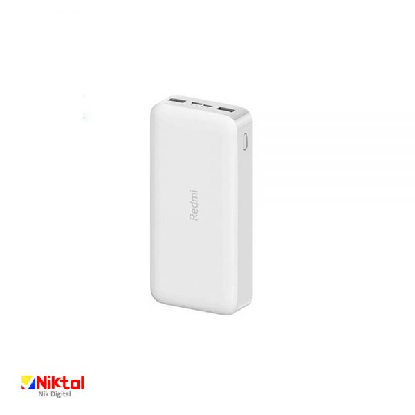 Xiaomi Redmi PB200LZM 20000mAh Power Bank پاور بانک ردمی شیائومی