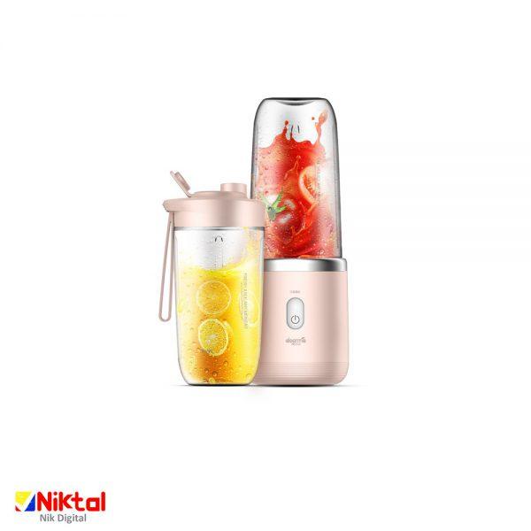 Xiaomi juice machine DEM-NU05 آبمیوه گیری شیائومی