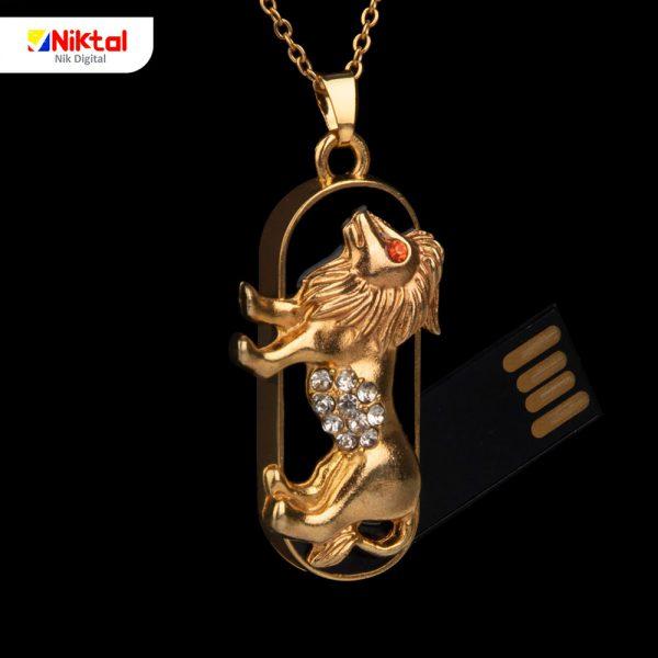 فلش مموری جواهر نشان نماد مرداد ماه