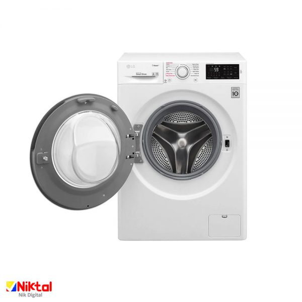 LG 743SS Washing Machine لباسشویی ال جی