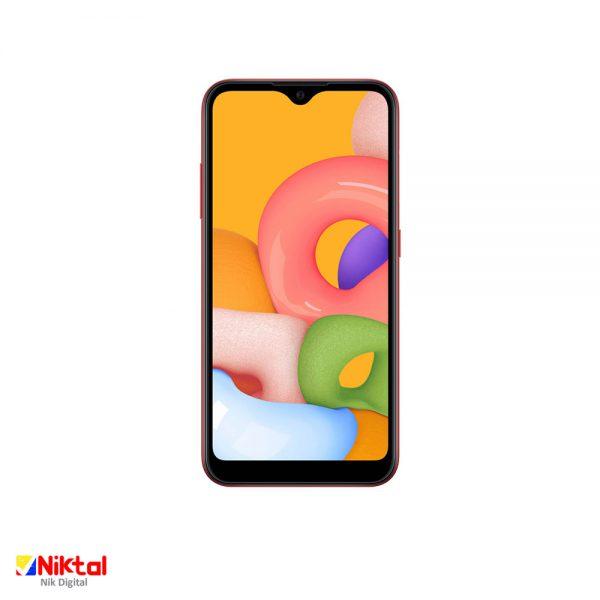 Samsung A01 mobile phone گوشی سامسونگ