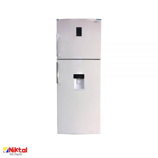 Sam Electronic RT400W refrigerator یخچال و فریزر سام