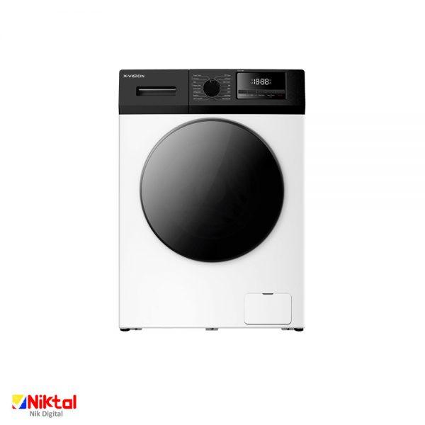 X Vision TG72BW washing machine لباسشویی ایکس ویژن
