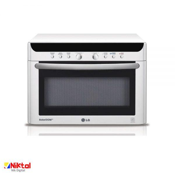 LG MS93WCR Solardam Microwave مایکروویو ال جی