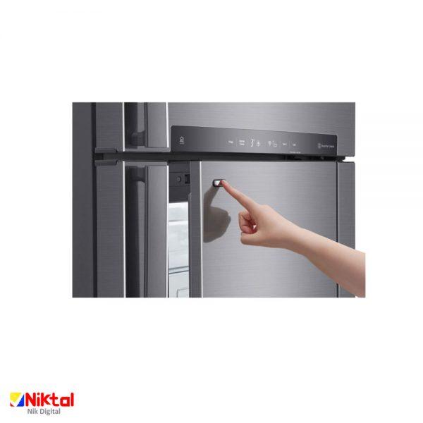 LG 640S refrigerator یخچال ال جی