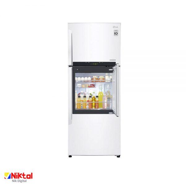 LG 640w refrigerator یخچال ال جی