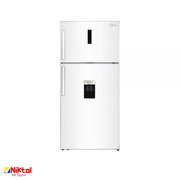 G-Plus K515W refrigerator یخچال جی پلاس