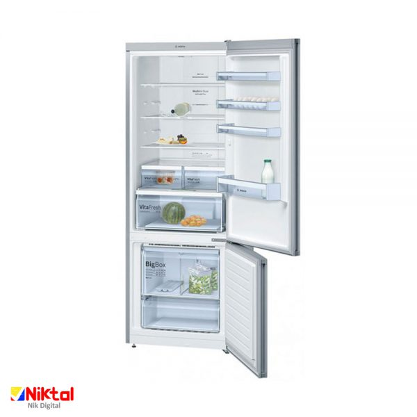 Bosch KGN56VL304 505 liters Refrigerator and Freezer یخچال بوش
