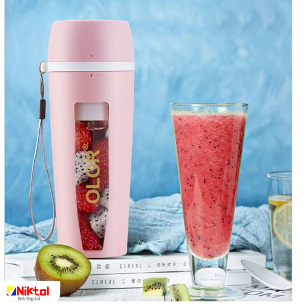 Portable OL-19 Juice Maker آبمیوه گیری