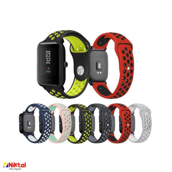 Nike Apple Watch strap بند اپل واچی نایکی