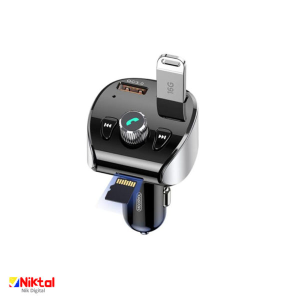 joyroon-cl02-bluetooth-car-charger شارژرفندکی