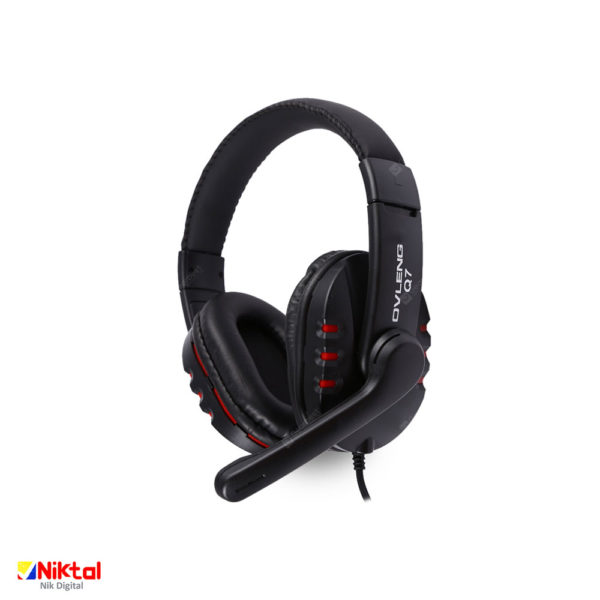 Ovleng Q7 wired gaming headset هدفون پلی استیشن