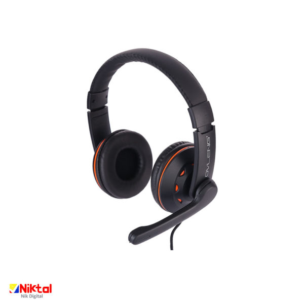 Ovleng X5 wired gaming headset هدفون گیم