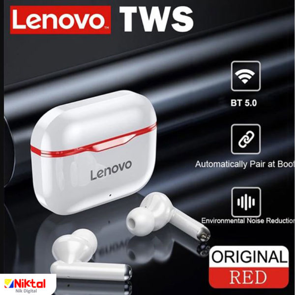 Lenovo LP1 Bluetooth hand هندزفری لنوو