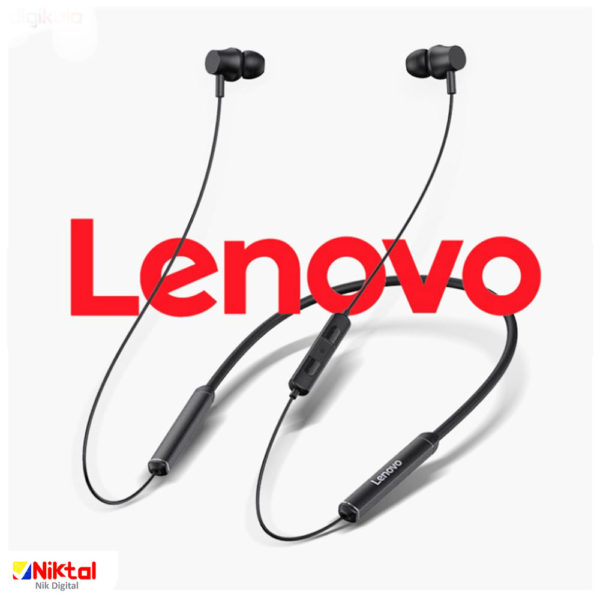 Lenovo QE07 Bluetooth handsfree هندزفری لنوو