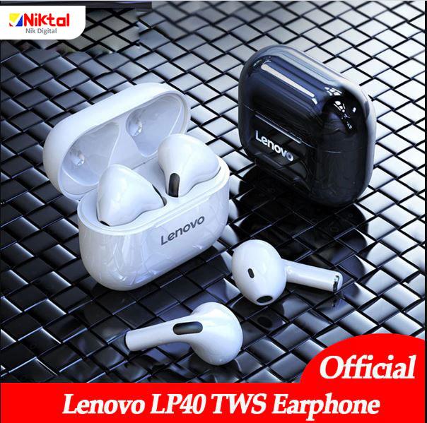 Lenovo LP40 Bluetooth handsfree هندزفری لنوو