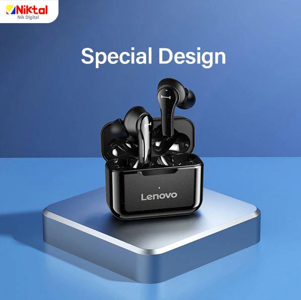 Lenovo QT82 Bluetooth handsfree هندزفری لنوو