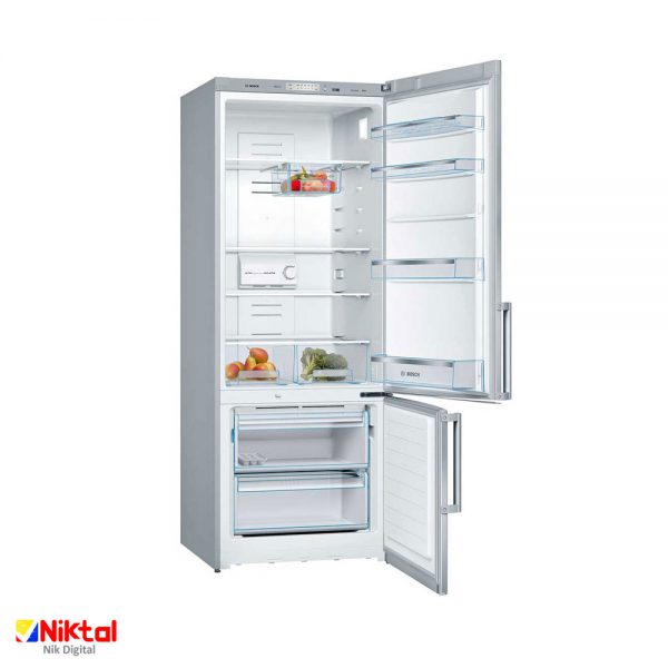 Bosch KGN57NL204 459 liters Refrigerator and Freezer یخچال بوش