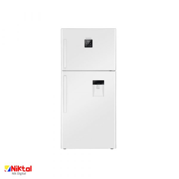 X-Vision TT580W 576 liter refrigerator یخچال فریزر ایکس ویژن