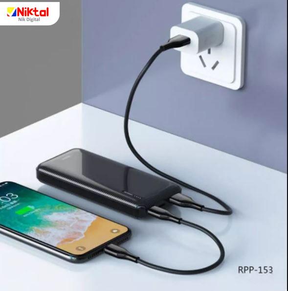 Remax RPP-15310000mAh Power Bank پاوربانک