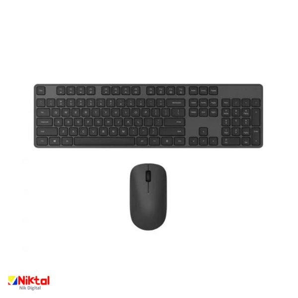 Xiaomi WXJS01YM Wireless Mouse & Keyboard Set ماوس و کیبورد