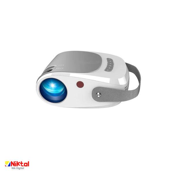 Mini projector H5 مینی پروژکتور H5
