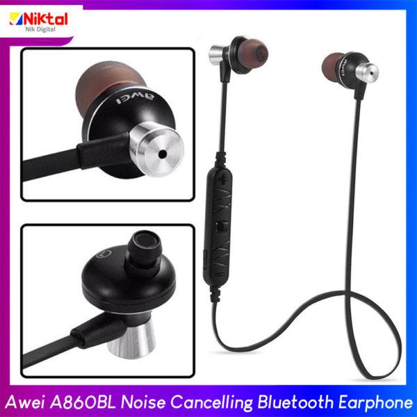 Awei A860BL Bluetooth handsfree هندزفری بلوتوثی اوی