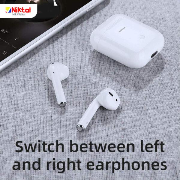 Jyrum JR-T03S Bluetooth Handsfreeهندزفری بیسیم جویروم
