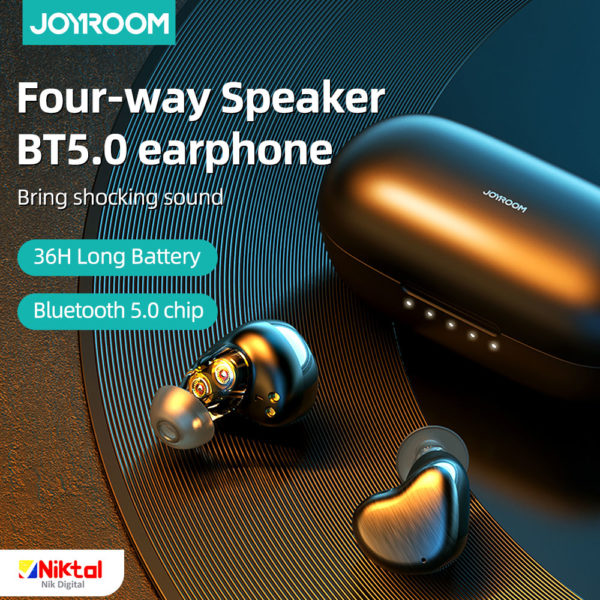 Joyrum JR-TL7 Bluetooth Handsfree هندزفری بلوتوثی
