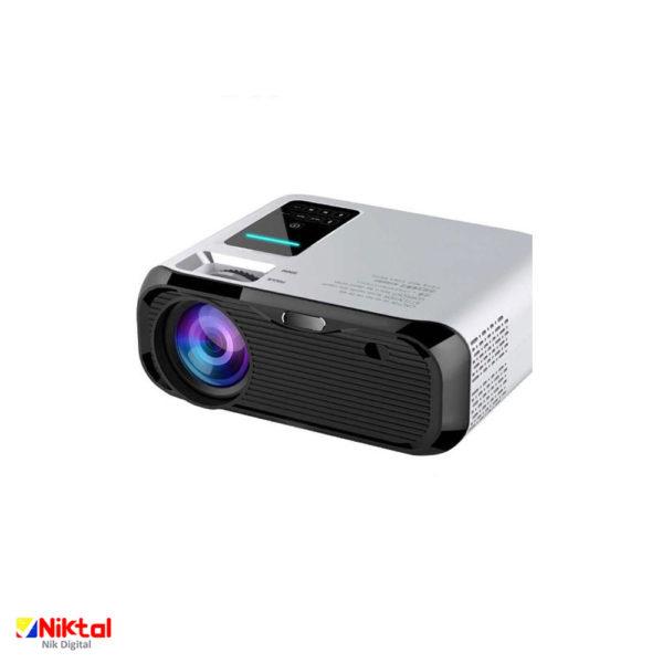 LED HD video projector E500 ویدئو پروژکتور