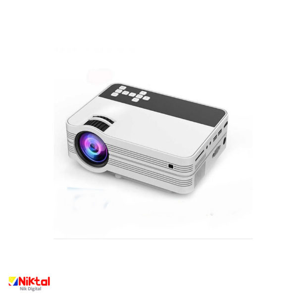 LED HD video projector UB10 پروژکتور UB10