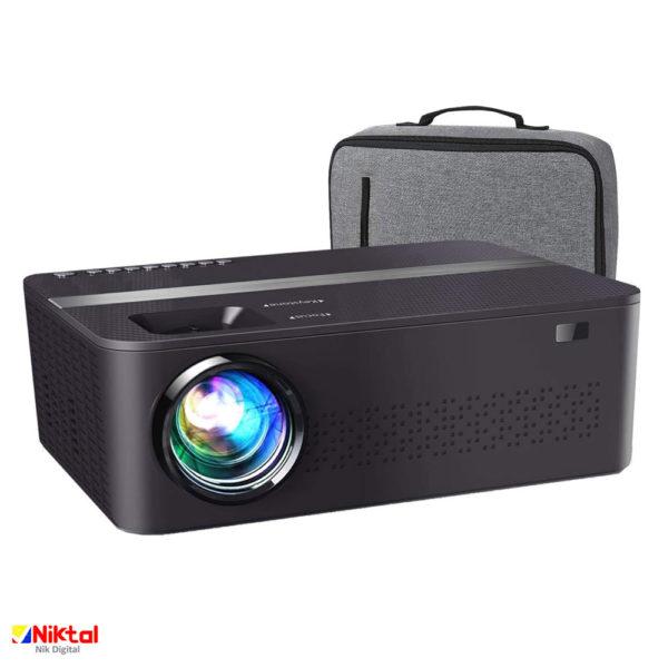 Portable projector H6 پروژکتور
