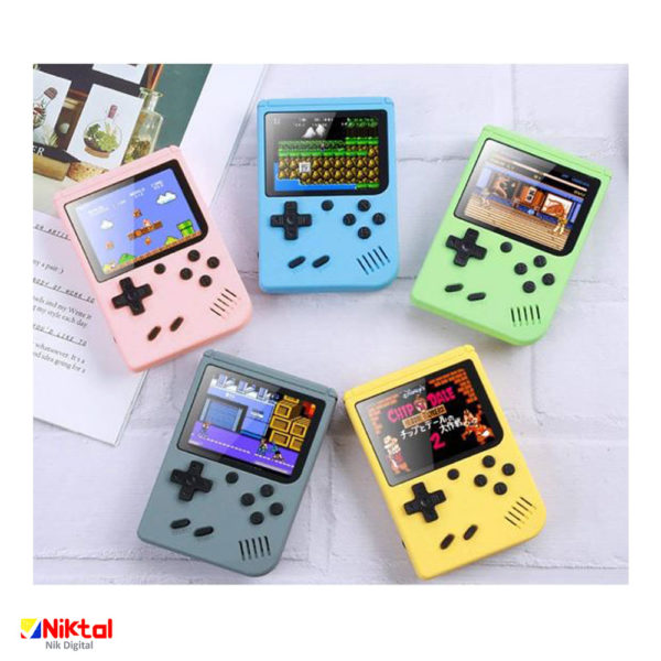 Game 800 handheld console کنسول بازی