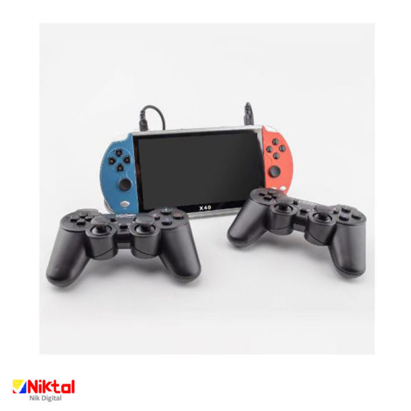 game X40 handheld console کنسول بازی