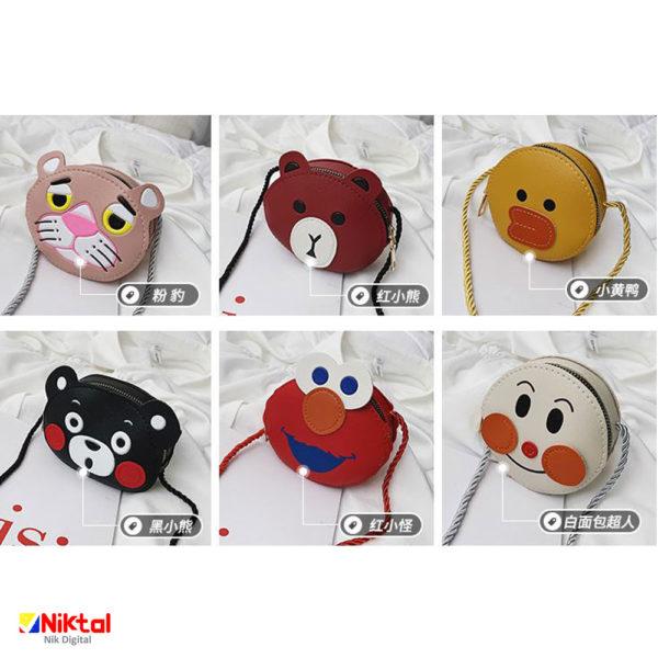 Chicken design doll bag کیف عروسکی جوجه