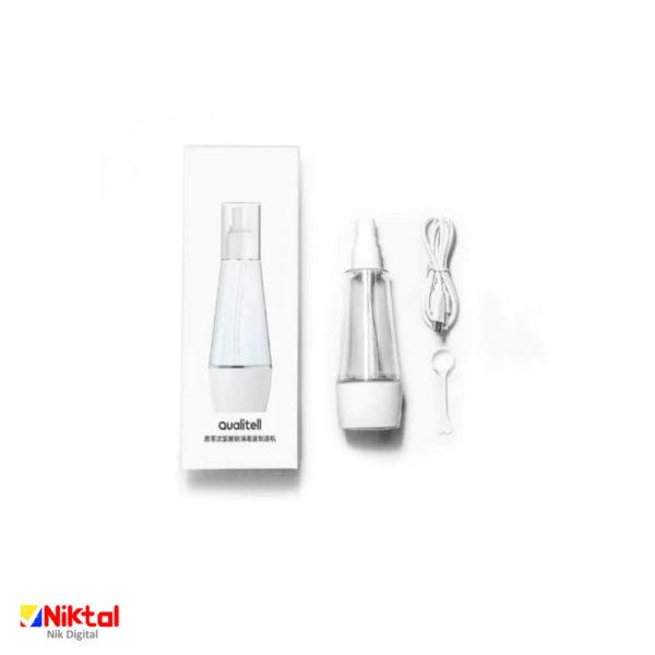 Qualitell ZS8001 disinfectant spray اسپری ضد عفونی کننده
