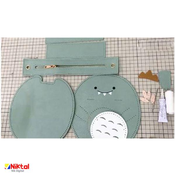 All kinds of handmade doll bags کیف دست دوز